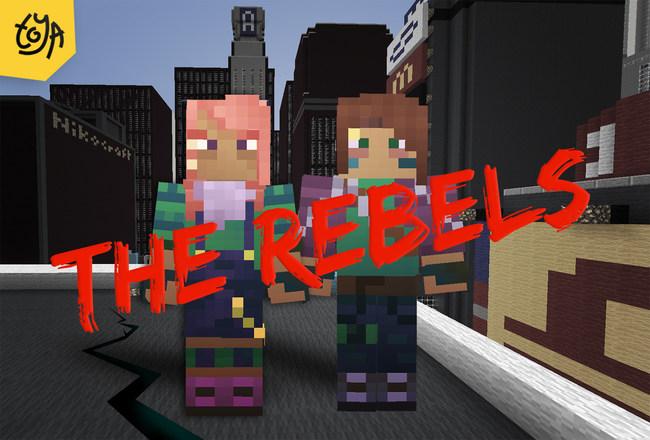 The Rebels- Toya skin pack, 12 WONDERS