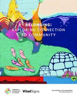 PDF: Belonging: Exploring Connection to Community (CNW Group/Community Foundations of Canada)