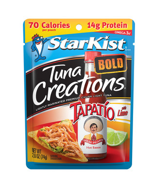 StarKist® Tuna Creations® BOLD Tapatio