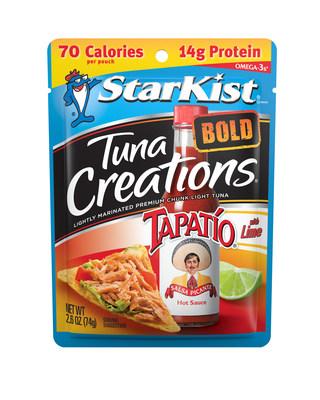 StarKist® Tuna Creations® BOLD Tapatío