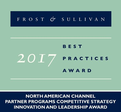 Frost & Sullivan recognizes Amazon Web Services, Inc. with the 2017 North American Competitive Strategy Innovation and Leadership Award.