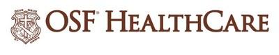 OSF HealthCare Logo (PRNewsfoto/OSF HealthCare)