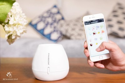 Intelligent Living Has Become the Modern Mainstream. Renaisscent Digital Fragrance Diffuser Has Unlimited Potential