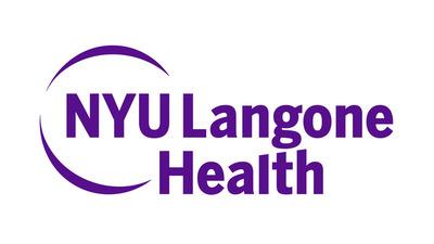 NYU Langone Health logo (PRNewsFoto/NYU Langone Medical Center)