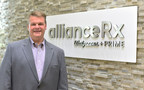 AllianceRx Walgreens Prime's CEO Joel Wright unveils the company's new brand at its headquarters in Orlando, Fla.