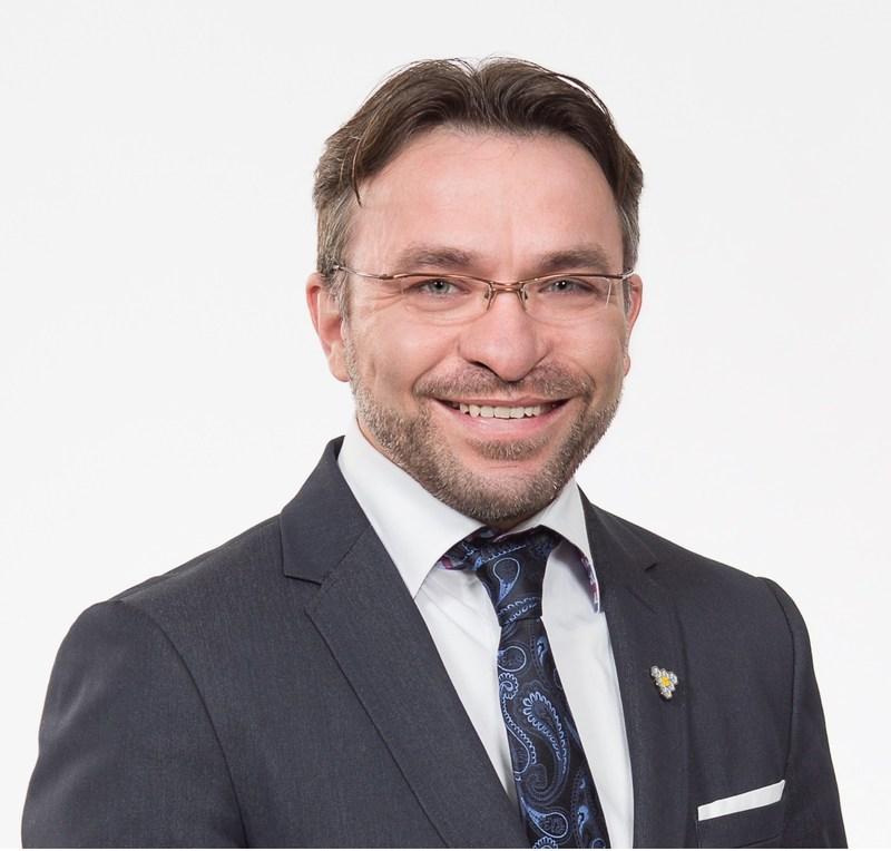 Francis Roy, président de l'Association de la construction du Québec. (Groupe CNW/Association de la construction du Québec)