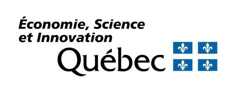 Logo : Ministère de l'Économie, de la Science et de l'Innovation (Groupe CNW/Centre de liaison sur l'intervention et la prévention psychosociales)