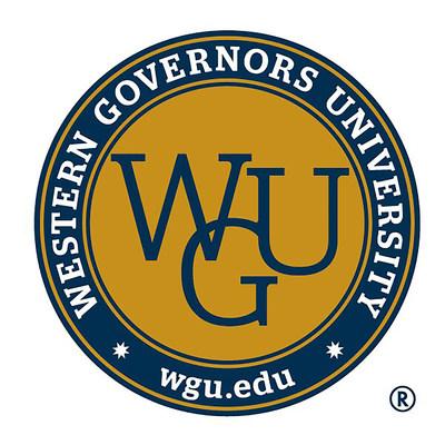 Western Governors University Logo. (PRNewsFoto/Western Governors University)