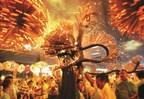 Tai Hang Fire Dragon Dance Headlines Mid-Autumn Festival Celebration in Hong Kong
