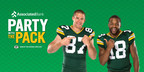 Jordy Nelson and Randall Cobb invite fans to