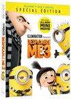 From Universal Pictures Home Entertainment: DESPICABLE ME 3