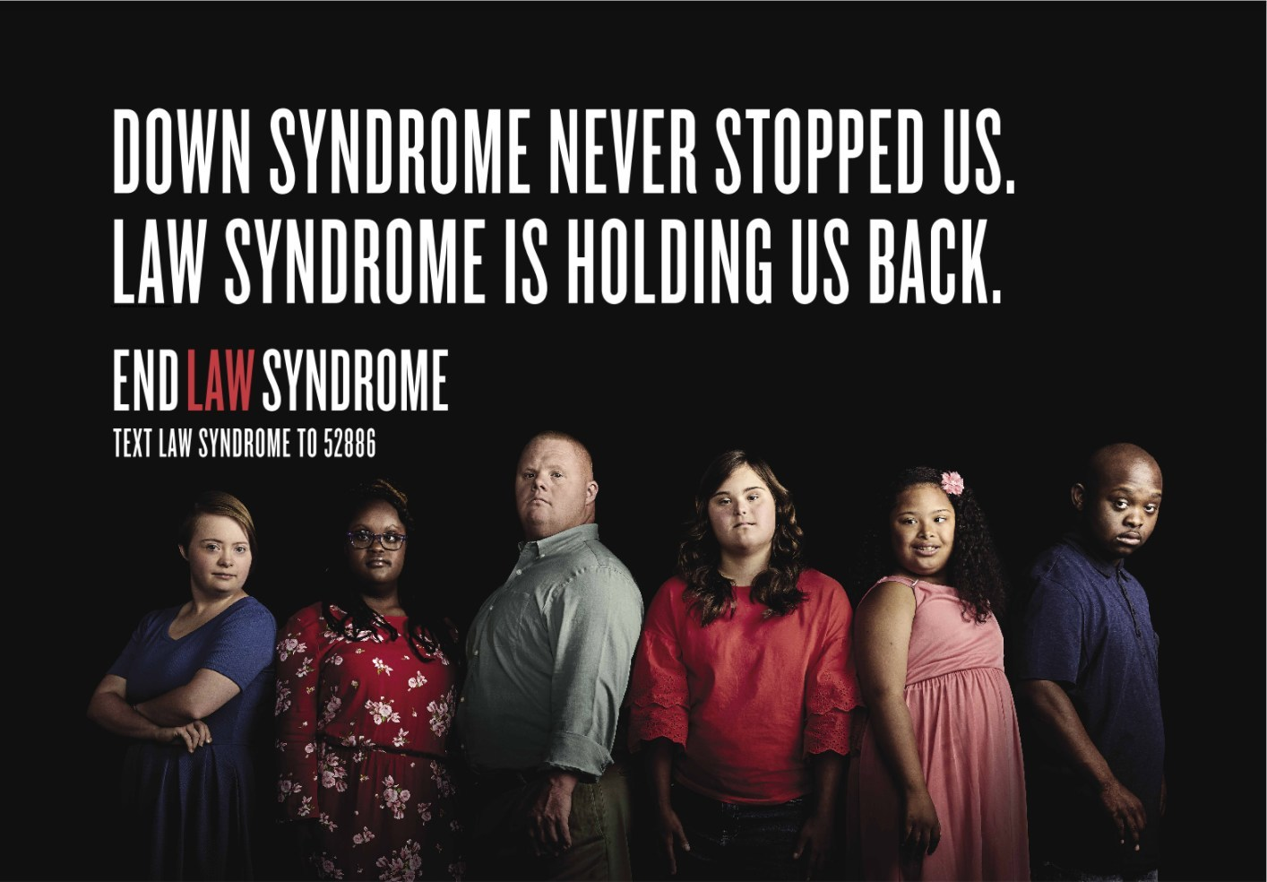 National Down Syndrome Society Launching National Campaign To Spotlight Laws That Hinder Fulfilling Lives For Individuals With Down Syndrome