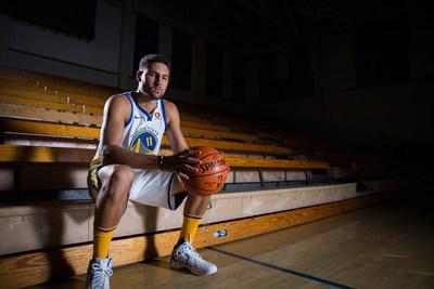 Golden State Warrior Klay Thompson