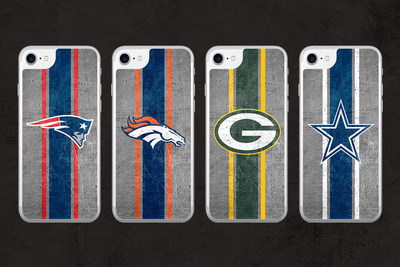 Fortify your fandom with new NFL Alpha Glass for iPhones.