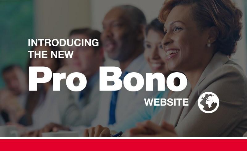 Pro Bono Website
