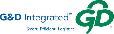 G&D Integrated logo. (PRNewsFoto/G&D Integrated) (PRNewsfoto/G&D Integrated)