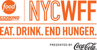100% of the net proceeds from the Food Network & Cooking Channel New York City Wine & Food Festival benefit the hunger-relief organizations No Kid Hungry(R) and Food Bank For New York City. (PRNewsfoto/Food Network & Cooking Channel)