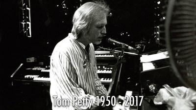 John Mayer posts Instagram tribute to Tom Petty