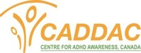 Centre for ADHD Awareness (CADDAC) (CNW Group/Centre for ADHD Awareness Canada)