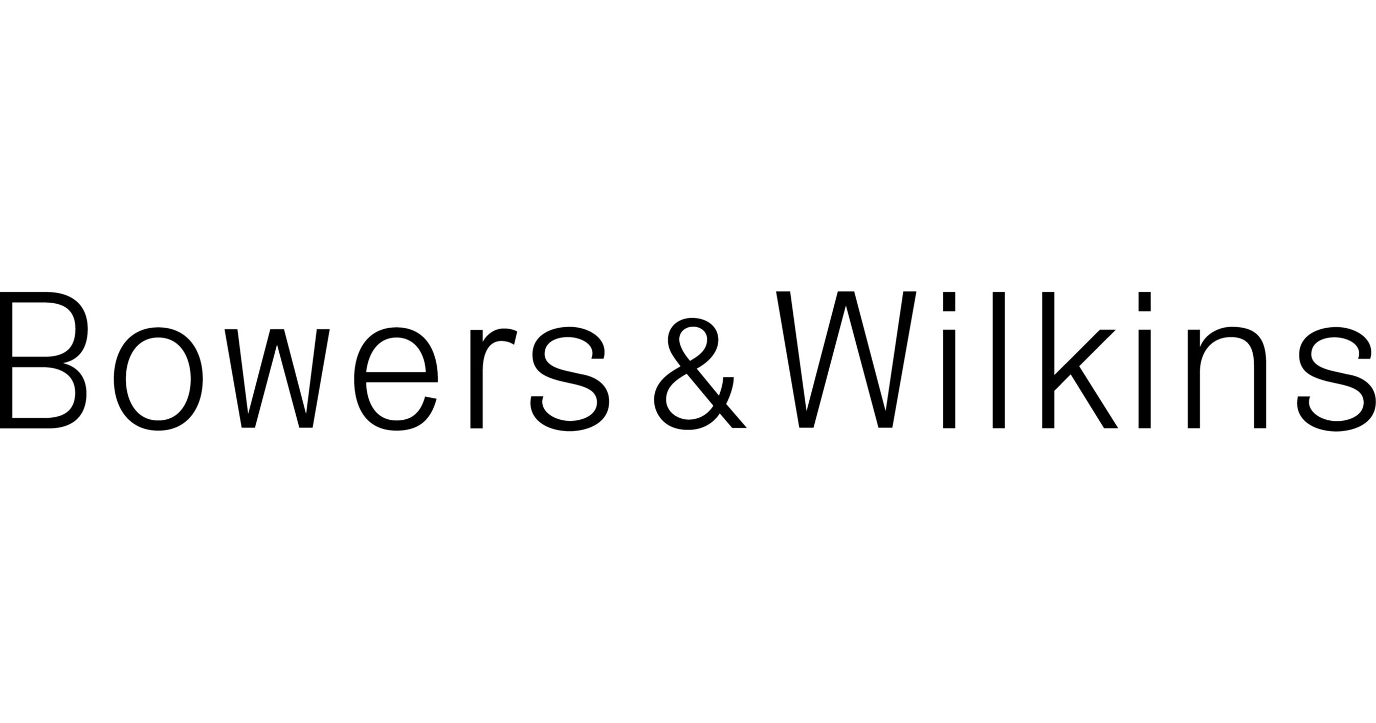 bowers andamp wilkins logo. audio brand bowers \u0026 wilkins launches the brand\u0027s first adaptive wireless noise cancelling andamp logo