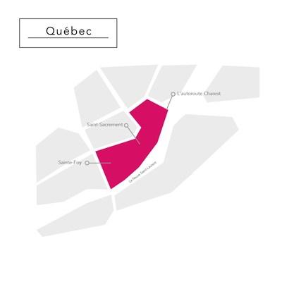 foodora arrive à Québec (Groupe CNW/foodora)