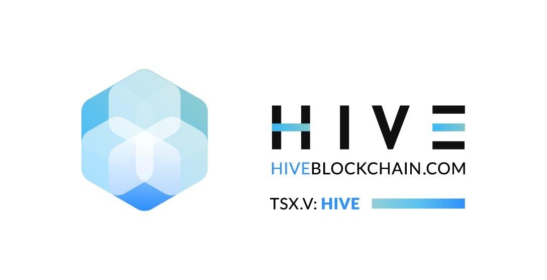 HIVE Blockchain Technologies Ltd. (CNW Group/HIVE Blockchain Technologies Ltd.)