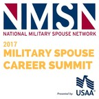 The National Military Spouse Network 2017 Annual Military Spouse Career Summit Presented by USAA set for Oct. 13-14
