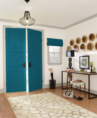 Inspired by Wanderlust, Sherwin-Williams Names 2018 Color of the Year