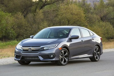 American Honda set new car and truck sales records in September, with the best-selling Honda Civic leading the charge as it jumped 25.8 percent en route to its own September record.