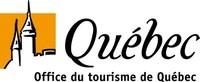 Logo : Office du tourisme de Québec (Groupe CNW/Cabinet de la ministre du Tourisme)