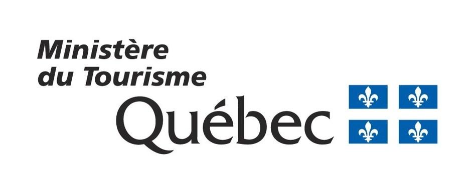 Logo : Ministère du Tourisme (Groupe CNW/Cabinet de la ministre du Tourisme)