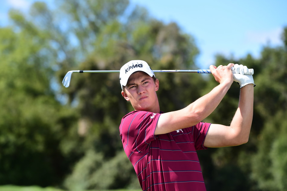 KPMG signs global sponsorship agreement with Maverick McNealy, the top-ranked amateur golfer in the United States.