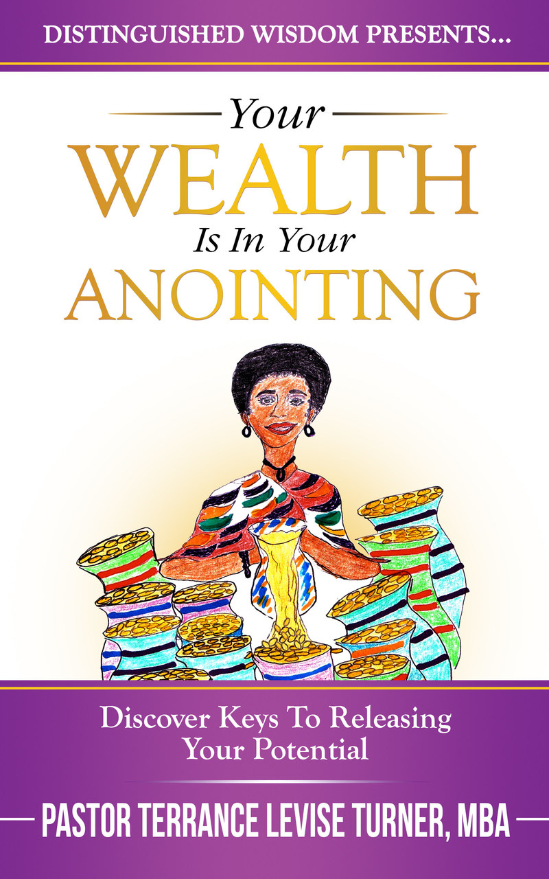 Your Wealth Is in Your Anointing