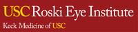 USC Roski Eye Institute logo (PRNewsfoto/USC Roski Eye Institute)
