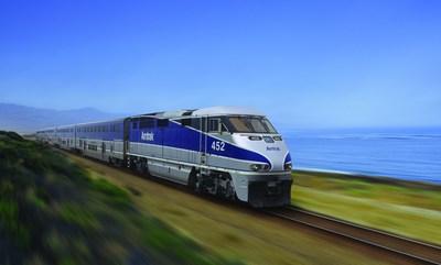 The Amtrak Pacific Surfliner travels along a 351-mile coastal rail route through San Diego, Orange, Los Angeles, Ventura, Santa Barbara and San Luis Obispo counties.