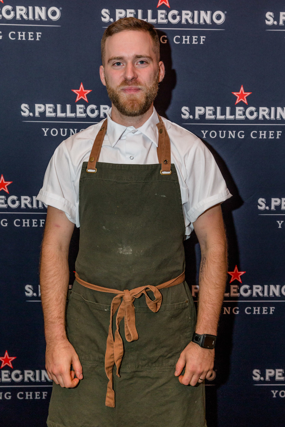 Benjamin Mauroy-Langlais Captures the Title of Canada's Best Young Chef (CNW Group/S. Pellegrino)