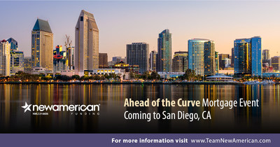 Ahead of the Curve Mortgage Event Coming to San Diego, CA