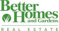 Better Homes and Gardens Real Estate LLC logo. (PRNewsFoto/Better Homes and Gardens Real Es)