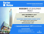 Barton Malow Creating New Business Opportunities with Hudson's Site Development Project