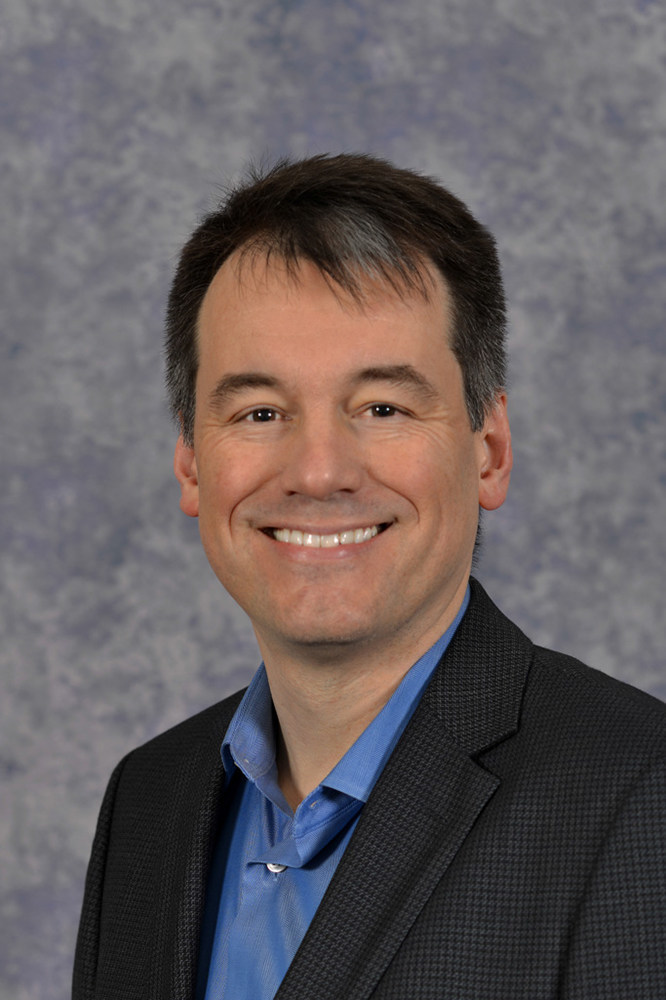 Fred Ehlers, chief information officer