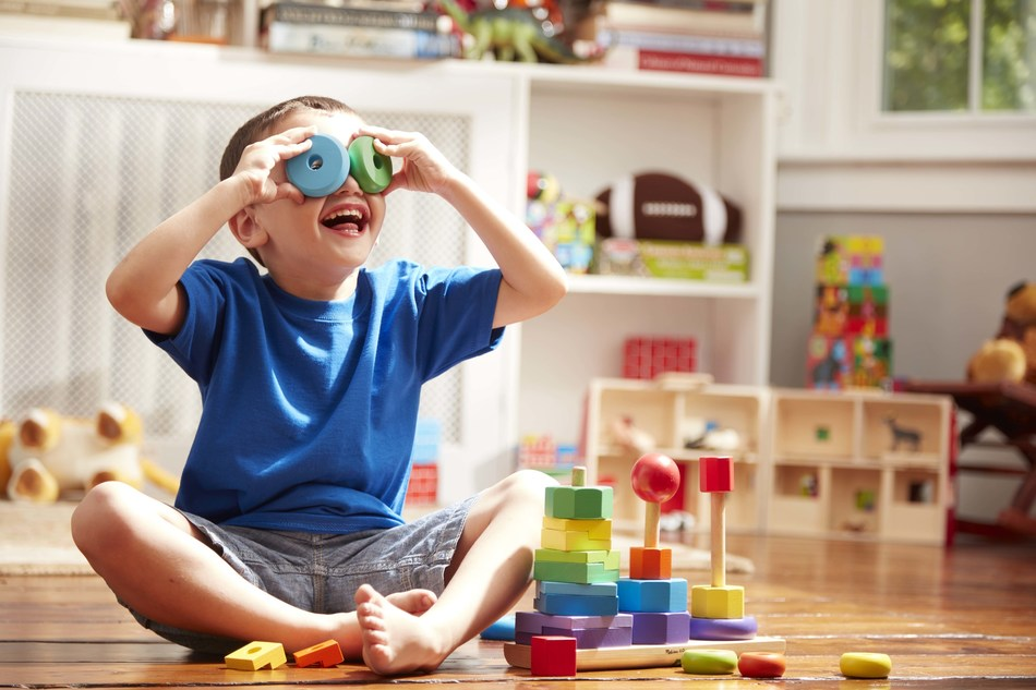 Melissa & Doug partner with Gallup for a study on parents' perspective on childhood play.
