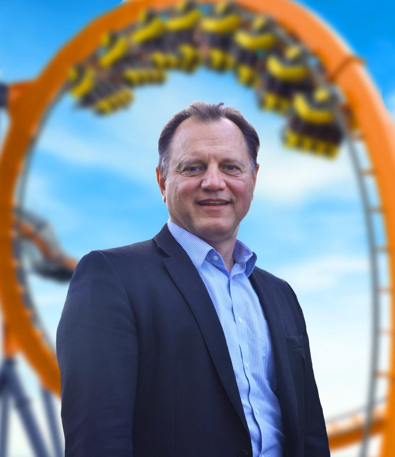 Richard Zimmerman, Cedar Fair