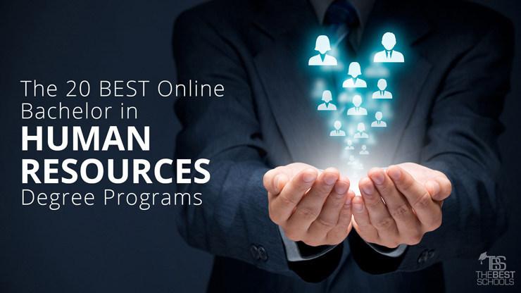 20 Best Online Bachelor in Human Resources Degree Programs - TheBestSchools.org
