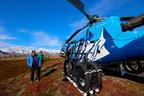United States' First Heli-Biking Adventure Takes Flight in Alaska at Tordrillo Mountain Lodge