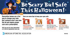 Patients Beware: Buying Decorative Halloween Contact Lenses without a Prescription is Risky