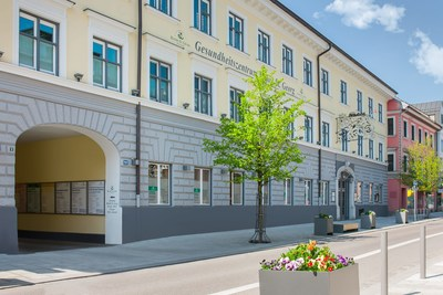 This is the clinic based in the little town Bad Aibling, Germany