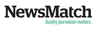 News Match logo (PRNewsfoto/News Match)