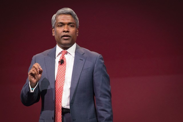 Thomas Kurian, Oracle president of product development