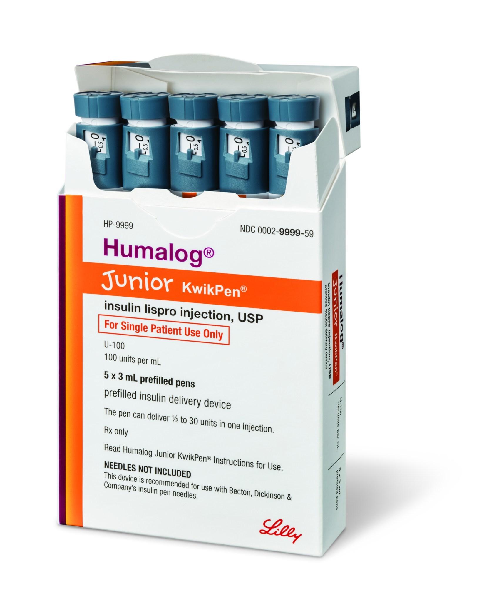 Humalog cartridges ias vs