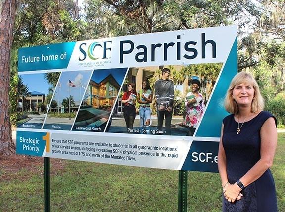Dr. Carol Probstfeld, SCF President